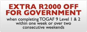 Government TOGAF Discount
